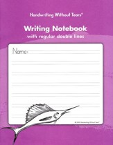 Writing Notebook--Grades 2 to 3