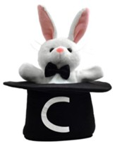 Magic C Bunny Puppet (Grades Pre-K -  3)