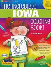 Iowa Coloring Book, Grades PreK-3