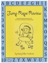 Patriotic Penmanship: Jump Rope Review