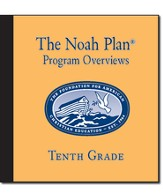 The Noah Plan Overviews: 10th Grade on CD