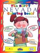 Nevada Coloring Book, Grades PreK-3