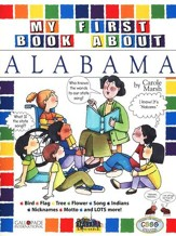 Alabama My First Book, Grades K-5