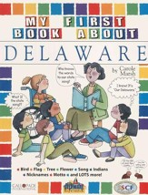 Delaware My First Book, Grades K-5