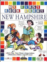 New Hampshire My First Book, Grades K-8