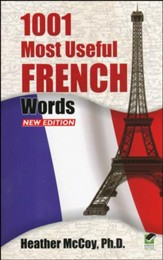 1001 Most Useful French Words, New Edition