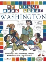 Washington My First Book, Grades K-8