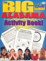 Alabama Big Activity Book, Grades K-5