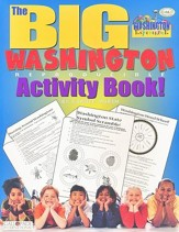 Washington Big Activity Book, Grades K-5