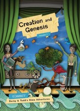 Creation and Genesis: Volume 1, DVD