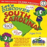 Let's Discover South Carolina CD-ROM, Grades 2-8