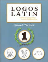 Logos Latin 1 Student Workbook  - Slightly Imperfect