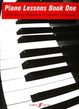 Piano Lessons, Book 1