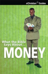 What the Bible Says About Money - eBook
