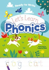 Ready to Write: Let's Learn Phonics