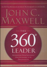 360 Degree Leader abridged MP3-CD