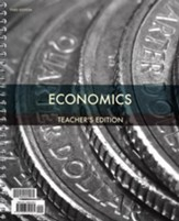 BJU Press Economics Grade 12  Teacher's Edition (3rd Edition)