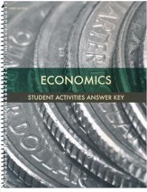 Economics Grade 12 Student  Activities Key (3rd Edition)