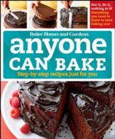 Anyone Can Bake: Step-By-Step Recipes Just for You - Slightly Imperfect