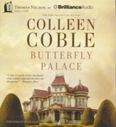 Butterfly Palace - unabridged audiobook on CD