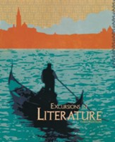 BJU Excursions in Literature Student Text Grade 8, Third  Edition (Updated Copyright)
