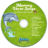 Ocean Commotion VBS Traditional: Memory Verse Student Audio  CDs (Pack of 10)