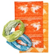 Ocean Commotion VBS Tubular Bandanas: Orange (Pack of 10)