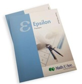 Math-U-See Epsilon Student Pack (for an Additional Student)