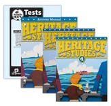 Heritage Studies 4 Homeschool Kit (3rd Edition)