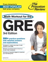 Math Workout for the GRE, 3rd Edition - eBook