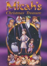 Micah's Christmas Treasure, DVD