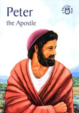Peter-The Apostle: A Bibletime Book