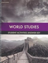 World Studies Grade 7 Student Activities Key (4th  Edition)