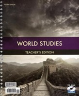 World Studies Grade 7 Teacher's  Edition (Book & CD-ROM; 4th Edition)