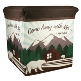 Come Away with Me Collapsible Storage Box