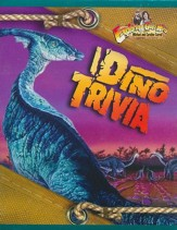 Dino Trivia Card Game (Dinosaurs: a Product Line of  Epic Proportions) - Slightly Imperfect