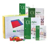 Math-U-See Alpha Universal Set