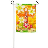 Risen, I Am the Resurrection and the Life Flag, Small