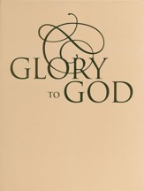 Glory to God (Large Print, Loose-leaf Edition) - Slightly Imperfect