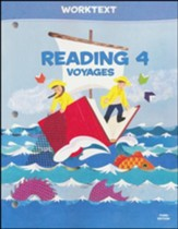 BJU Press Reading 4 Student Worktext  (3rd Edition)