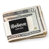 iBelieve Money Clip