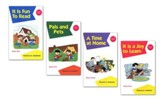 Phonics Readers, 4 Volumes, Grade K
