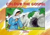 Colour the Gospel: John