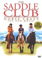 The Saddle Club: Horse Crazy, DVD