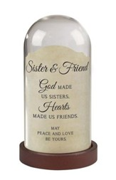 Sister & Friend, God Made Us Sisters, Light Jar