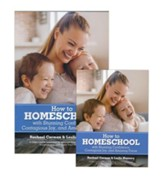 How to Homeschool with Stunning Confidence, Contagious Joy, and Amazing Focus--DVDs and Workbook