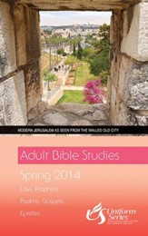 Adult Bible Studies Spring 2014 Student - eBook