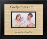 Godparents, A Gift from God, Frame