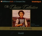Heidi Unabridged Audiobook on CD