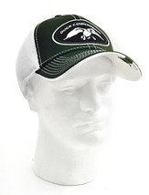 Duck Commander Cap, Green and White Duck Commander Series